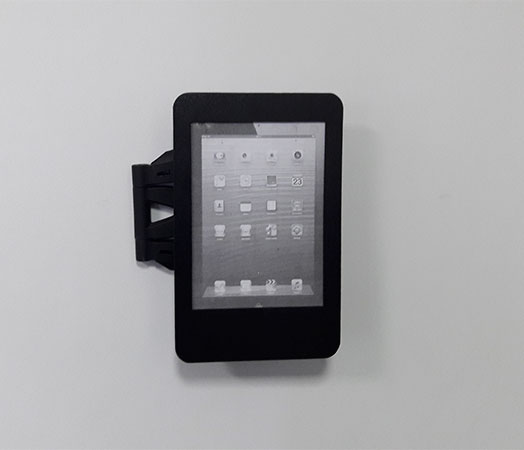 Base pared de brazo para Tablets iPads
