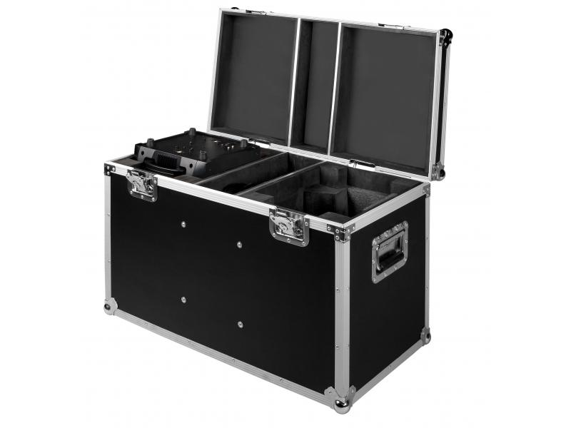 Flight Cases para luces parlantes pantallas