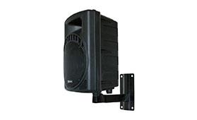 Soporte de pared cabinas de sonido