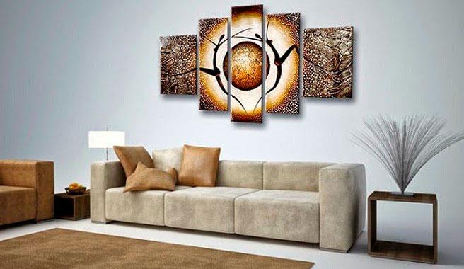 Servicio de instalacion de cuadros decorativos pinturas - Cuadros con fotos familiares ...